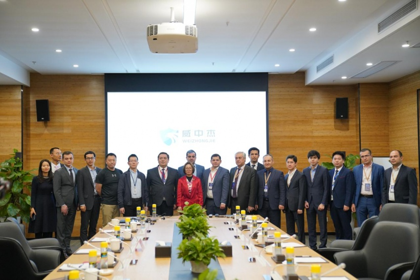 NAPM delegation took part in the International Cooperation Forum on Digital Economy and Blockchain in China